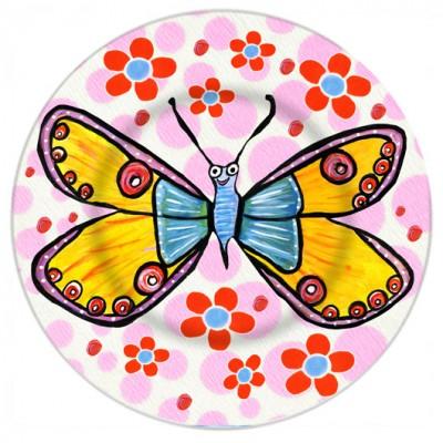 butterflyplate